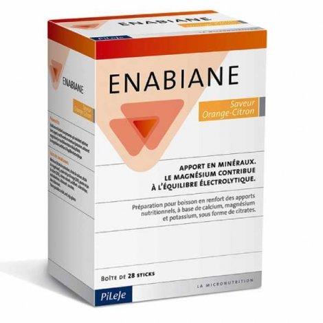 Pileje Enabiane Orange & Citron 28 sticks pas cher, discount