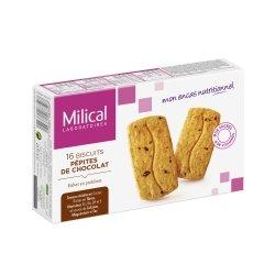 Milical 16 Biscuits Pépites de Chocolat