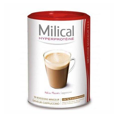 Milical Nutrition 18 Boissons Minceur Cappuccino pas cher, discount