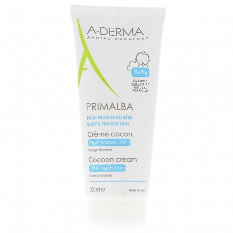 A-Derma Primalba Crème Cocon 200ml pas cher, discount