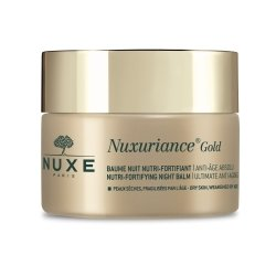 Nuxe Nuxuriance Gold Baume Nuit Anti-âge Nutri-Fortifiant Pot 50ml