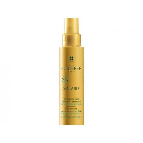 Furterer Solaire Fluide D'Ete Protecteur Tres Haute Protection 90 Kpf 100 ml pas cher, discount