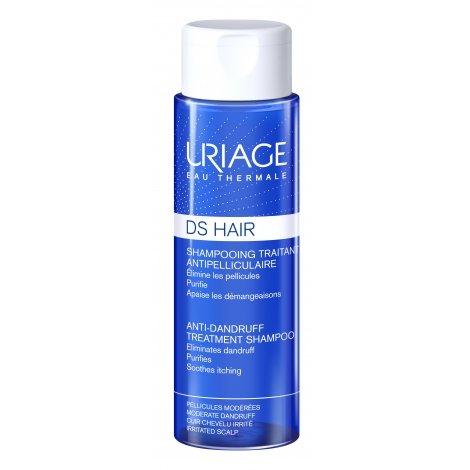 Uriage DS Hair Shampoing Traitant Anti-Pelliculaire Péllicules Modérées 200ml pas cher, discount