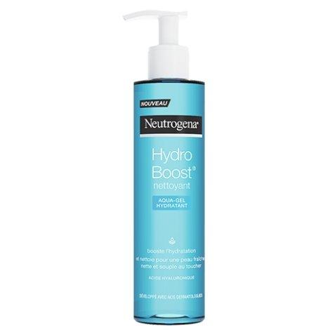 Neutrogena Hydro Boost Aqua-Gel Nettoyant Visage Hydratant 200ml pas cher, discount