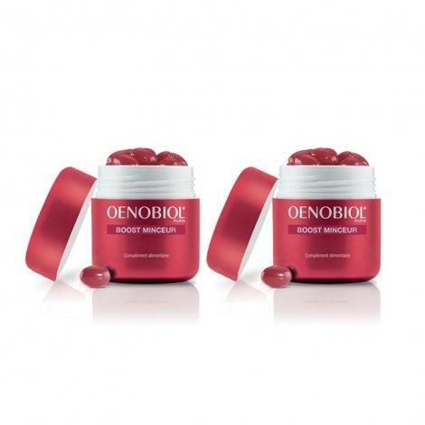 Oenobiol LOT de 2 Boost Minceur - 400 Kcal/jour pas cher, discount