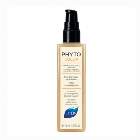 Phyto Color Soin Activateur de Brillance 150ml pas cher, discount