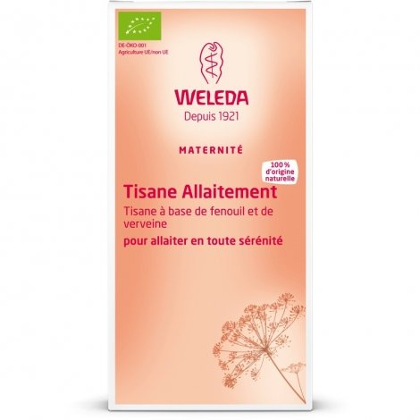 Weleda Tisane Allaitement Bio 20 Sachets pas cher, discount