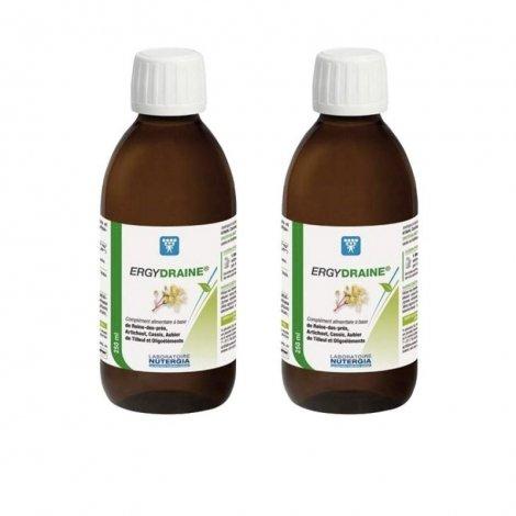 Nutergia LOT de 2 Ergydraine Draineur 250ml pas cher, discount