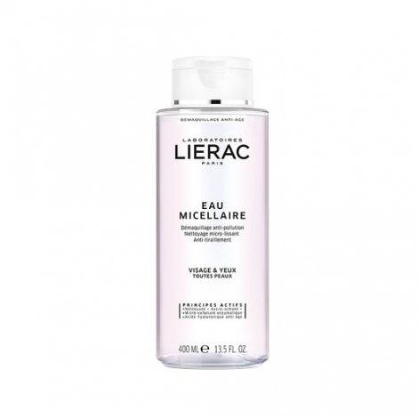 Lierac Eau Micellaire Visage & Yeux 400ml pas cher, discount