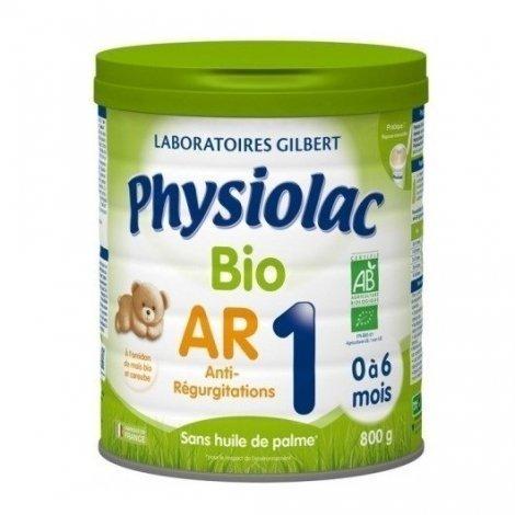 Physiolac Bio Anti-Régurgitations 1 0-6 mois 800g pas cher, discount