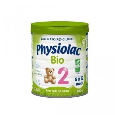 Physiolac Bio Deuxieme Age 800gr pas cher, discount