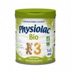Physiolac Bio Troisieme Age 800gr