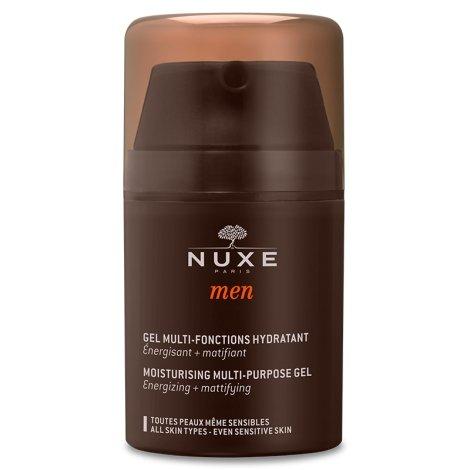 Nuxe Men Gel Multi-Fonctions Hydratant, Energisant, Matifiant 50 ml pas cher, discount