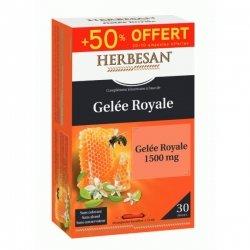 Herbesan Gelée Royale 30 Ampoules