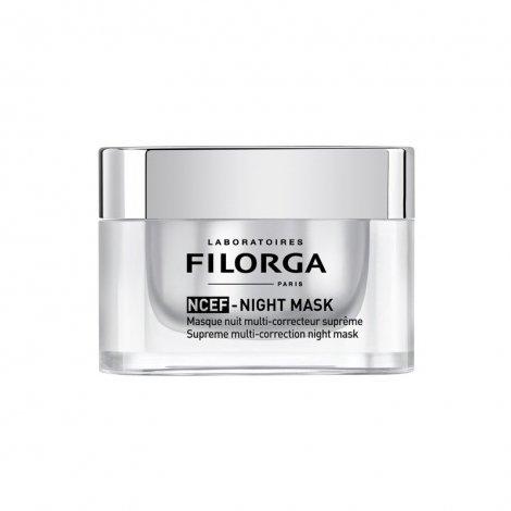 Filorga NCEF - Night Mask Masque Nuit Multi-Correcteur Suprême 50ml pas cher, discount