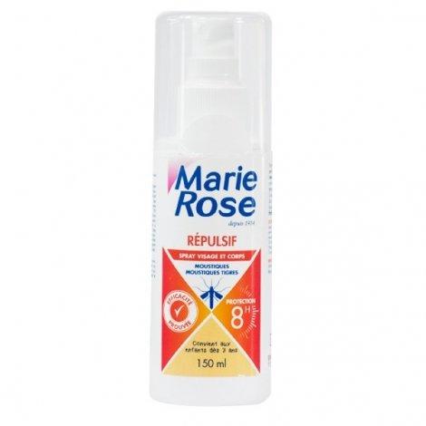 Marie Rose Spray Répulsif Anti-Moustiques Corporel 150ml pas cher, discount