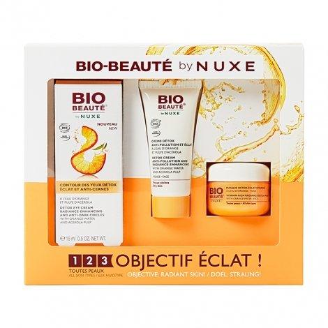 Bio-Beauté Coffret - Objectif Eclat pas cher, discount