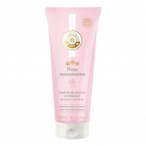 Roger & Gallet Rose Mignonnerie Parfum de Douche Hydratant Gel 200ml pas cher, discount