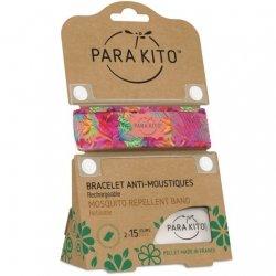 Parakito Bracelet anti-moustiques Summer Time