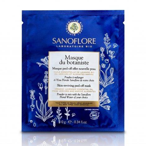 Sanoflore Masque Du Botaniste Peel-Off 10g pas cher, discount