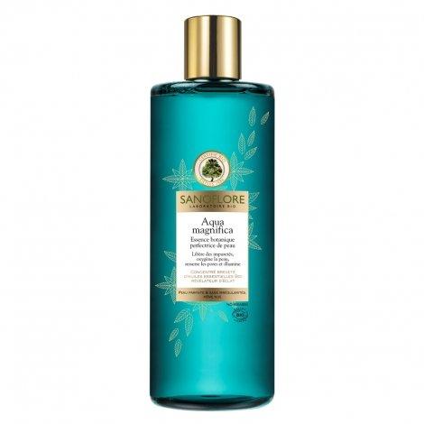 Sanoflore Aqua Magnifica Essence Botanique Perfectrice de Peau 400 ml pas cher, discount