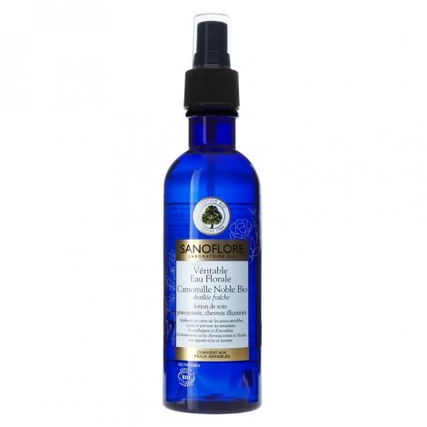 Sanoflore Eau florale Camomille Noble Bio 200 ml pas cher, discount