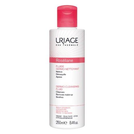 Uriage Roseliane Fluide Dermo-Nettoyant 250 Ml pas cher, discount