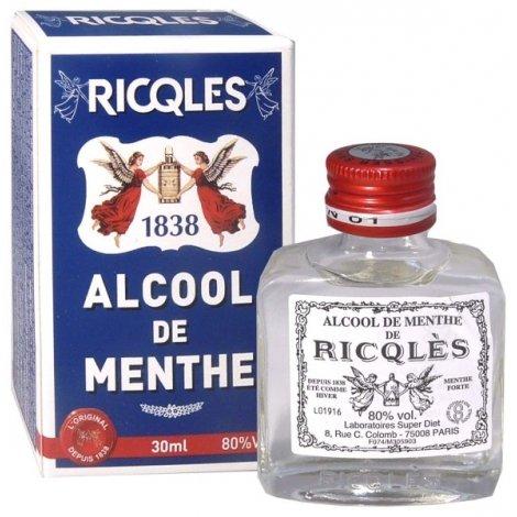 Ricqles Alcool de Menthe 3cl pas cher, discount