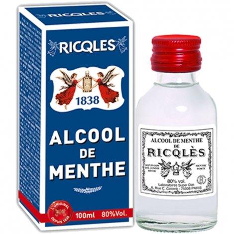 Ricqles Alcool de Menthe 10cl pas cher, discount