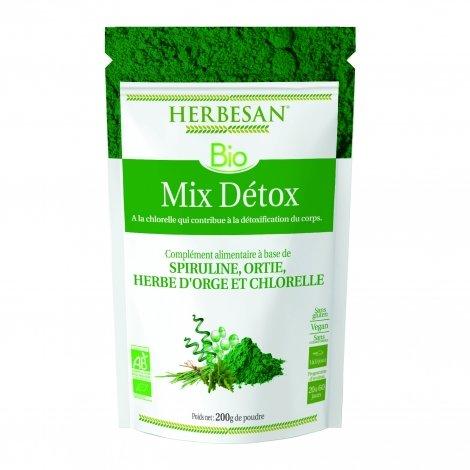 Herbesan Bio Mix Détox 200g pas cher, discount