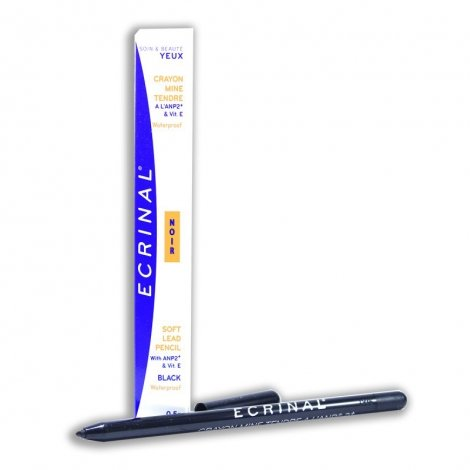 Ecrinal yeux Crayon Mine Tendre Noir 0,5g pas cher, discount