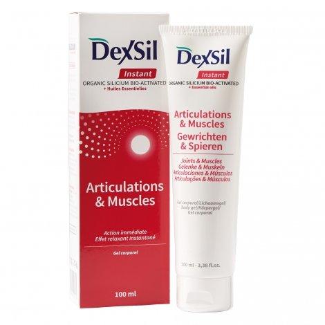 Dexsil Silicium Articulations Gel Corporel 100 ml pas cher, discount