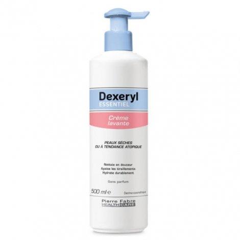 Dexeryl Essentiel Crème Lavante 500ml pas cher, discount