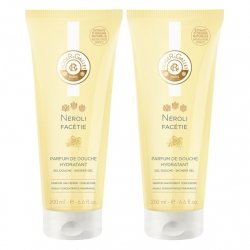 Roger & Gallet Néroli Facétie Duo Pack Gel Douche 2x200ml