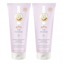 Roger & Gallet Thé Fantaisie Duo Pack Gel Douche 2x200ml