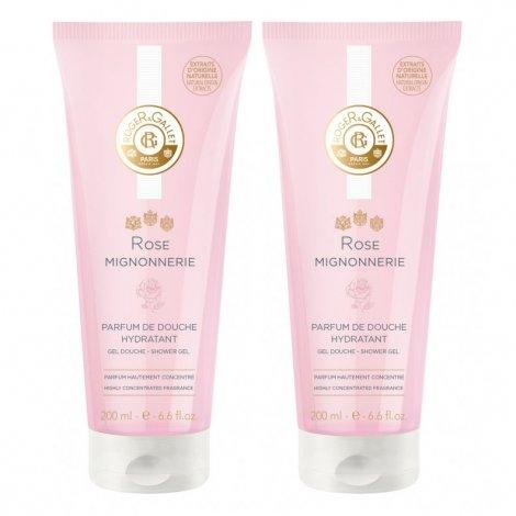 Roger & Gallet Rose Mignonnerie Duo Pack Gel Douche 2x200ml pas cher, discount