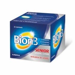 Bion 3 Seniors x60 comprimés