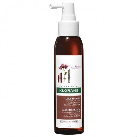 Klorane Cure de Force Antichute Spray 125ml pas cher, discount