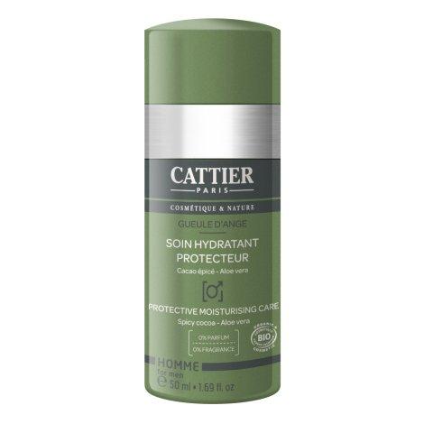 Cattier Gueule d'Ange Soin Hydratant Protecteur Homme 50ml pas cher, discount