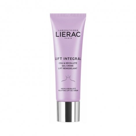 Lierac Lift Integral Cou & Décolleté Gel-Crème Lift Remodelant 50ml pas cher, discount