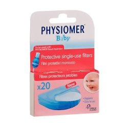 Physiomer 20 Filtres pour Mouche Bébé