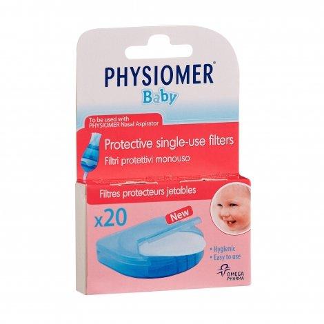 Physiomer 20 Filtres pour Mouche Bébé pas cher, discount
