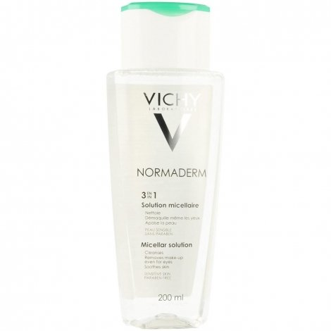 Vichy Normaderm solution micellaire 200ml pas cher, discount