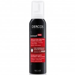 Vichy Dercos Aminexil Men Mousse Anti-Chute 150ml