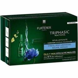 Furterer Triphasic Reactional Coffret x12 Ampoules