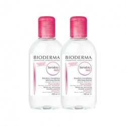 Bioderma Duo Pack Sensibio H2O Solution Micellaire Peaux Sensibles 2x250ml