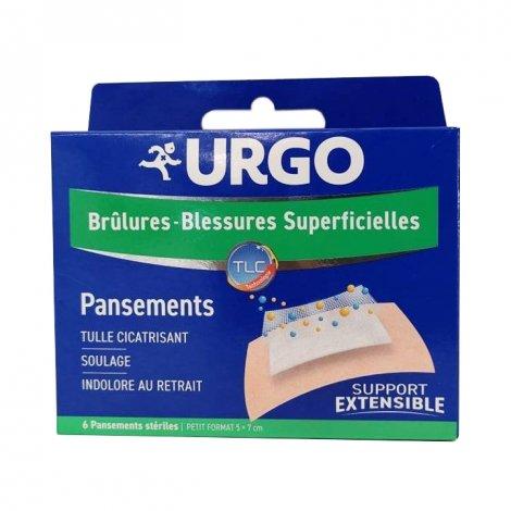 Urgo Pansements Stériles Petit Format x6 pas cher, discount