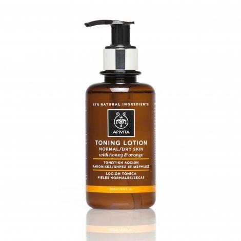 Apivita Cleansing Lotion Tonique Peau Normale/Seche 200ml pas cher, discount