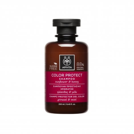 Apivita Shampooing Cheveux Colorés 250ml pas cher, discount
