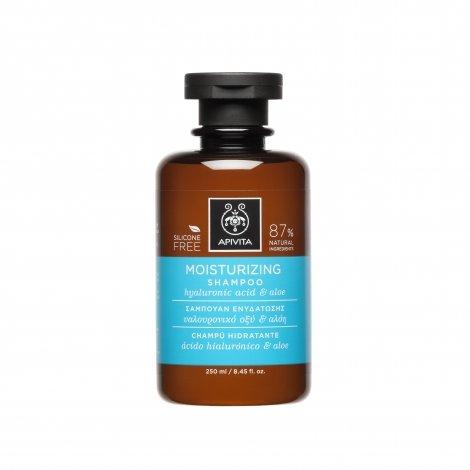 Apivita Shampooing Hydratant 250ml pas cher, discount